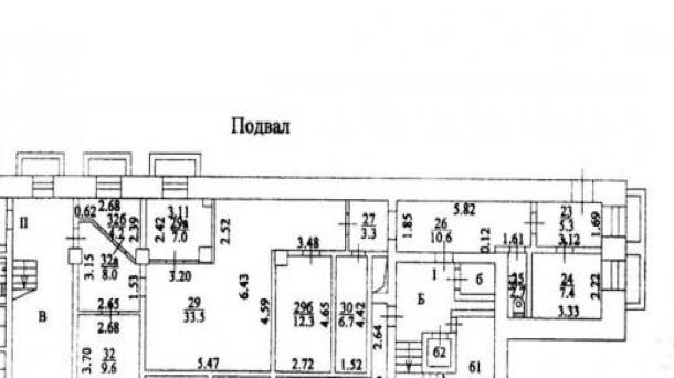 Продается отдельное здание 880м2,  метро Динамо