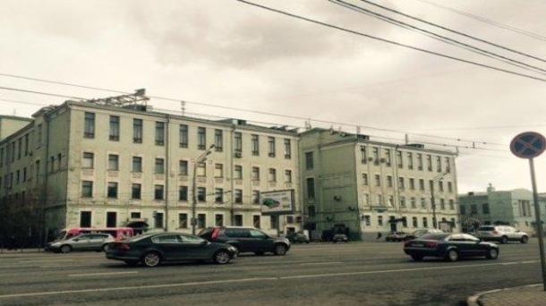 Здание 8138.7 м2 , метро Шаболовская
