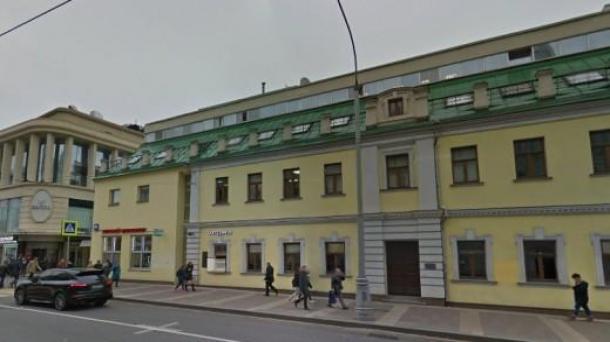 Офис 1000м2, Новослободская улица, 20