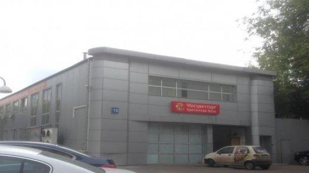Здание 804.4 м2 , метро Коломенская