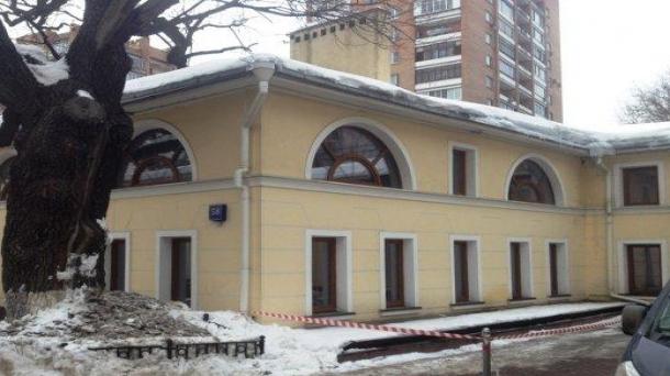 Аренда офисного помещения 101.5м2, 126875руб., метро Бауманская
