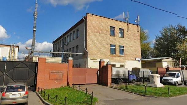 Здание 1485 м2 , метро Бутырская