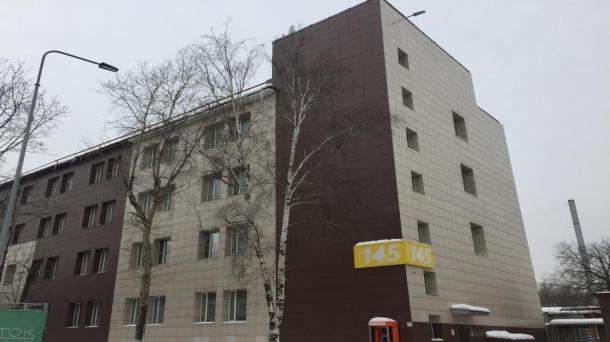 Офис 1301.6м2, ул. Угрешская,  д. 2