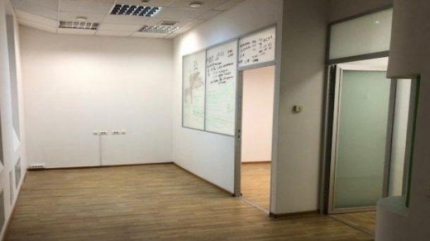 Аренда офисного помещения 115м2,  метро Парк Культуры