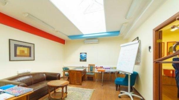 Сдаю офисное помещение 140.1м2,  метро Парк Культуры