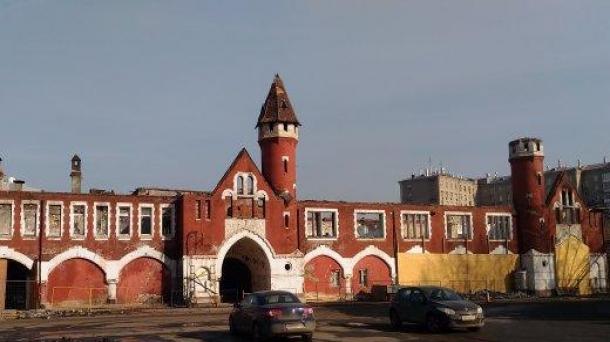 Офис в аренду 121.4м2, метро Киевская, Москва