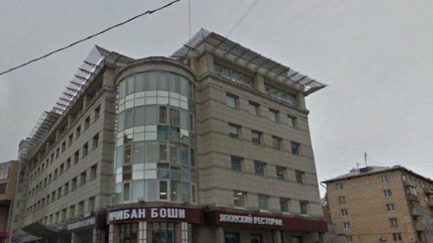 Офис 265м2, улица Красная Пресня, 22