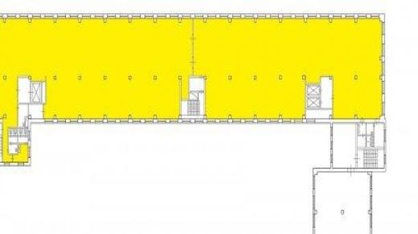 Офис 1467.1м2, Пражская