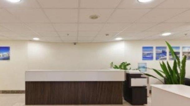 Аренда офисного помещения 571м2,  Москва