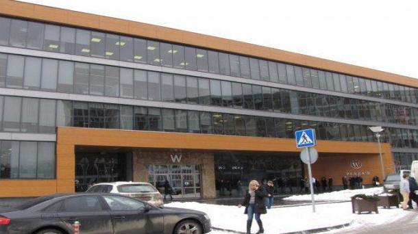 Офис 162м2, Варшавское шоссе, 1
