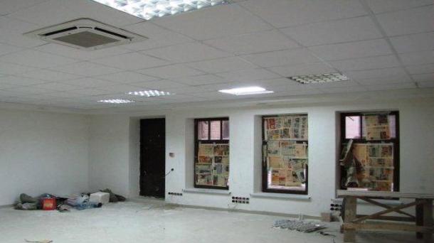 Офис 242м2, Комсомольская