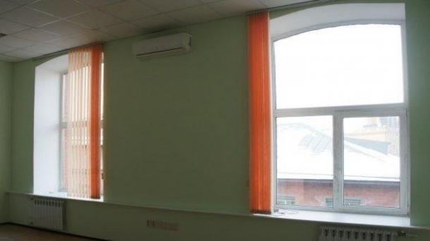 Офис 40м2, Комсомольская