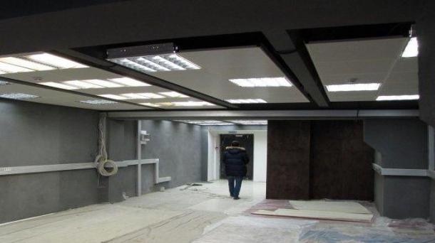 Офис 82м2, МЦК Площадь Гагарина