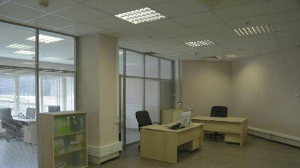 Сдам офис 286м2, метро Киевская, 643500руб.