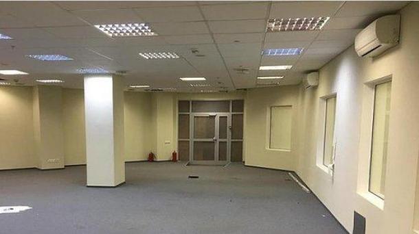 Аренда офисного помещения 165.75м2,  Москва