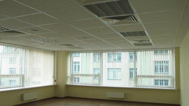 Аренда офисного помещения 542м2,  Москва