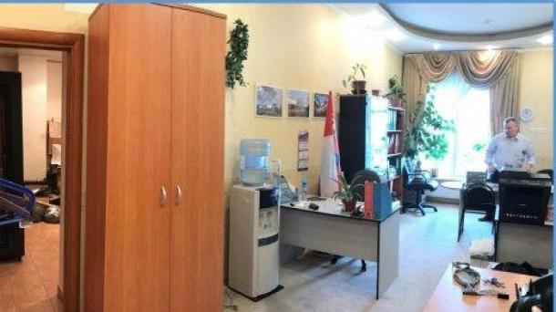 Офис 31.7м2, Павелецкая