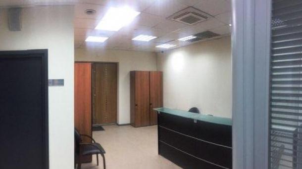 Сдаю офисное помещение 204.3м2,  метро Багратионовская