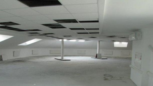 Офис 653.8м2, Чеховская