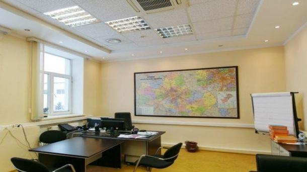 Аренда офиса 2100м2, Москва, метро Нагатинская