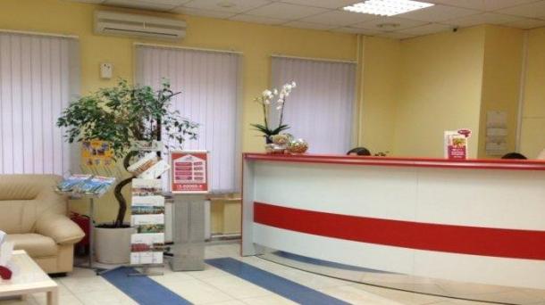 Офис 131м2, Пушкарёв переулок, 7