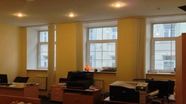 Офисное помещение 158м2,  метро Трубная