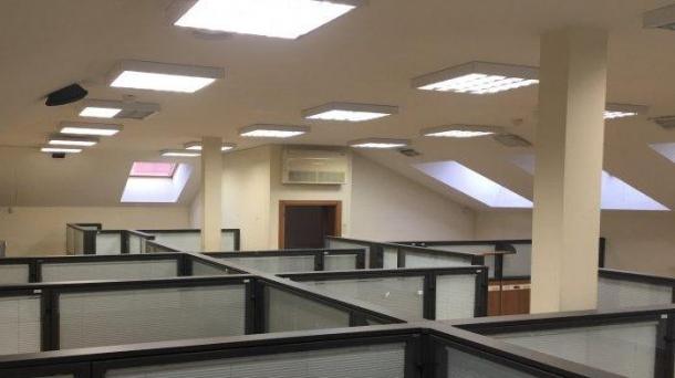 Сдаю офисное помещение 450м2, метро Сухаревская, 1049850руб.