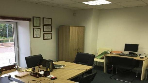 Аренда офисного помещения 64м2, Москва, 117312руб.