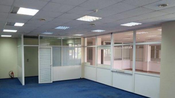Аренда офисного помещения 1113.7м2,  метро Академическая