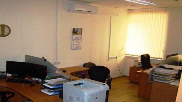 Офис 930м2, Тургеневская