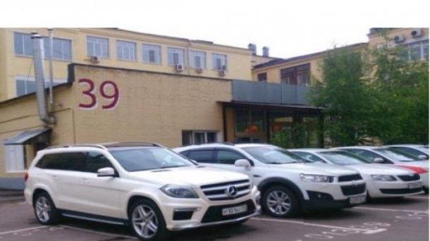 Офис 155м2, Кутузовская