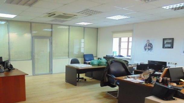 Офис 143м2, Комсомольский проспект, 24