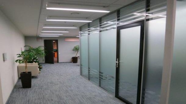 Аренда офисного помещения 220м2, метро Краснопресненская, 605000руб.