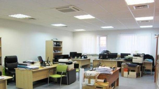Офис 334м2, Севастопольская