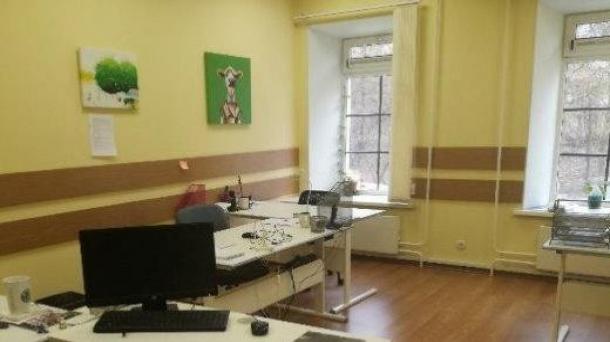 Офис 205м2, Александровский сад