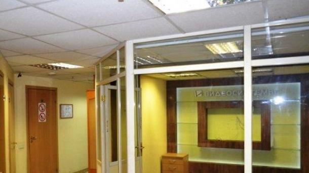Офис 120м2, Крылатское