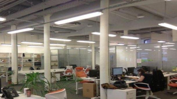 Офис 350.78м2, Павелецкая