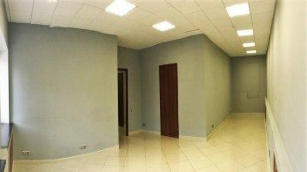Офис 105.5м2, МЦК Площадь Гагарина