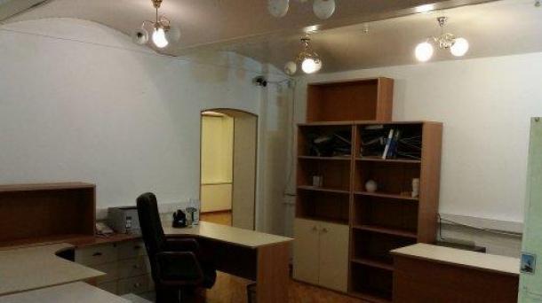 Офис 437.1м2, Трубниковский переулок, 24