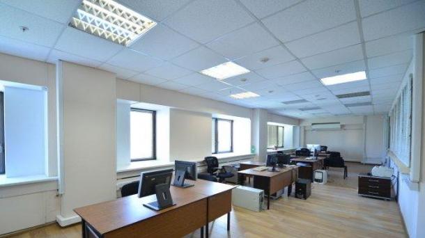Офис 340м2, Спортивная