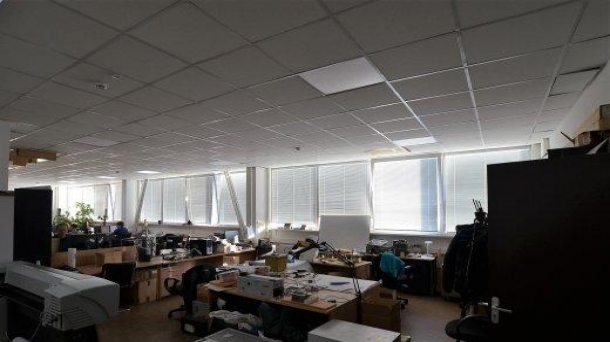 Офис 500м2, Щёлковское шоссе, 5с1