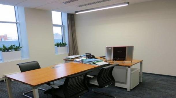 Аренда офисного помещения 360м2,  990000руб.