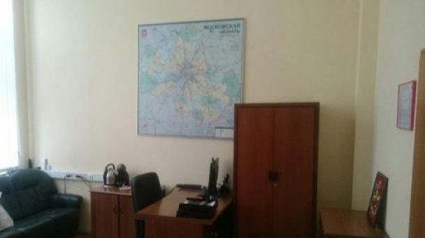 Офис 45м2, Лубянка