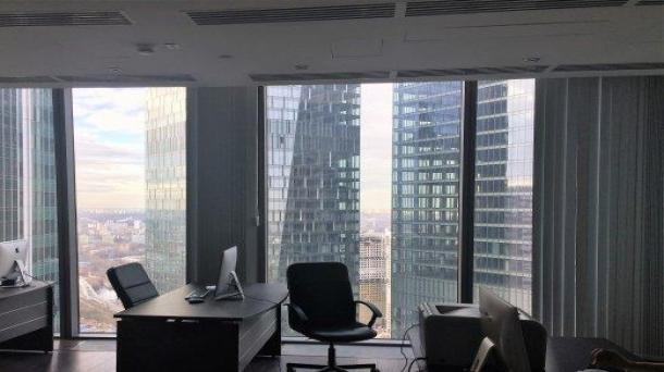 Офис 430м2, Международная