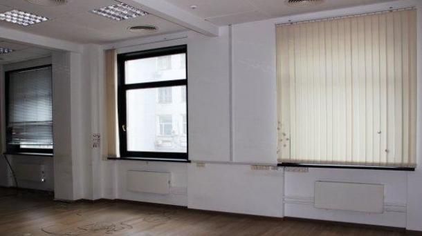 Офис в аренду 123.5м2, Москва, метро Улица 1905 года