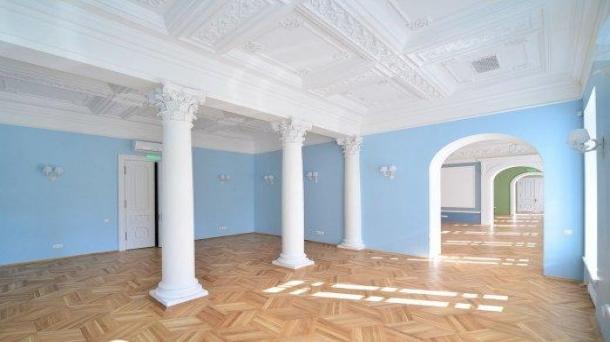 Офис 450м2, Андроньевская площадь, 4