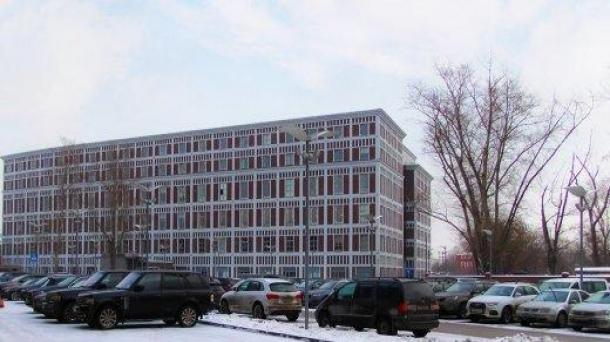 Площадь под офис 283.4м2, метро Тульская, 472428руб.