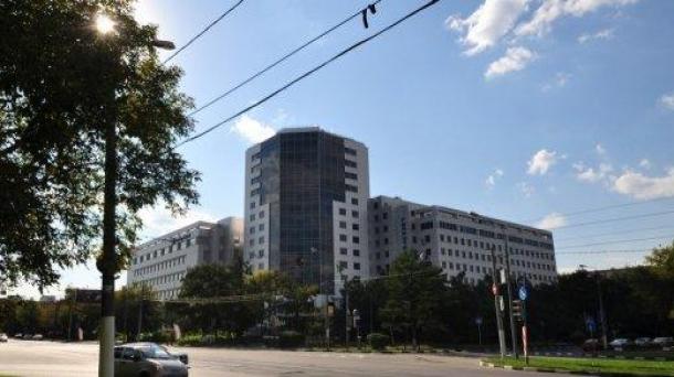 Офис 536.87м2, Ленинский проспект