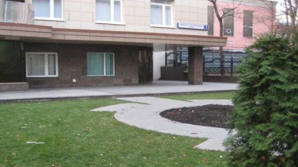 Офис 267м2, Малая Грузинская улица, 3