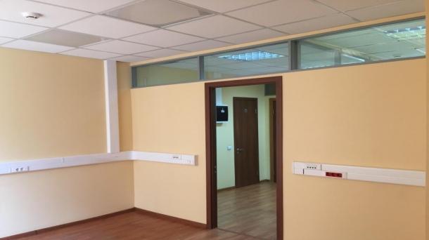 Офис 53.7м2, ул. Сущевская 12